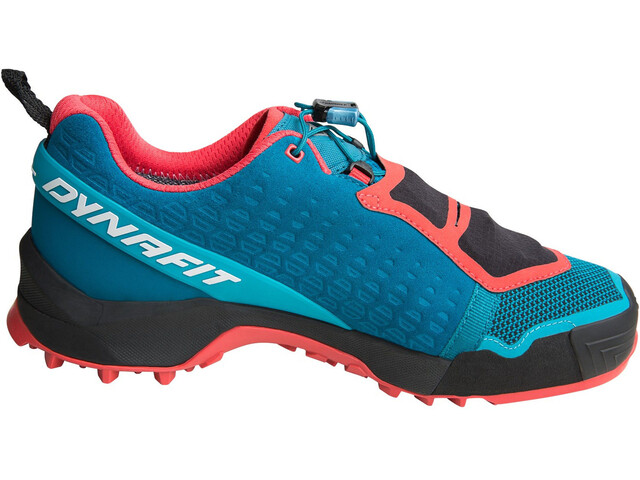 Dynafit W's Speed MTN GTX Shoes malta/hibiscus